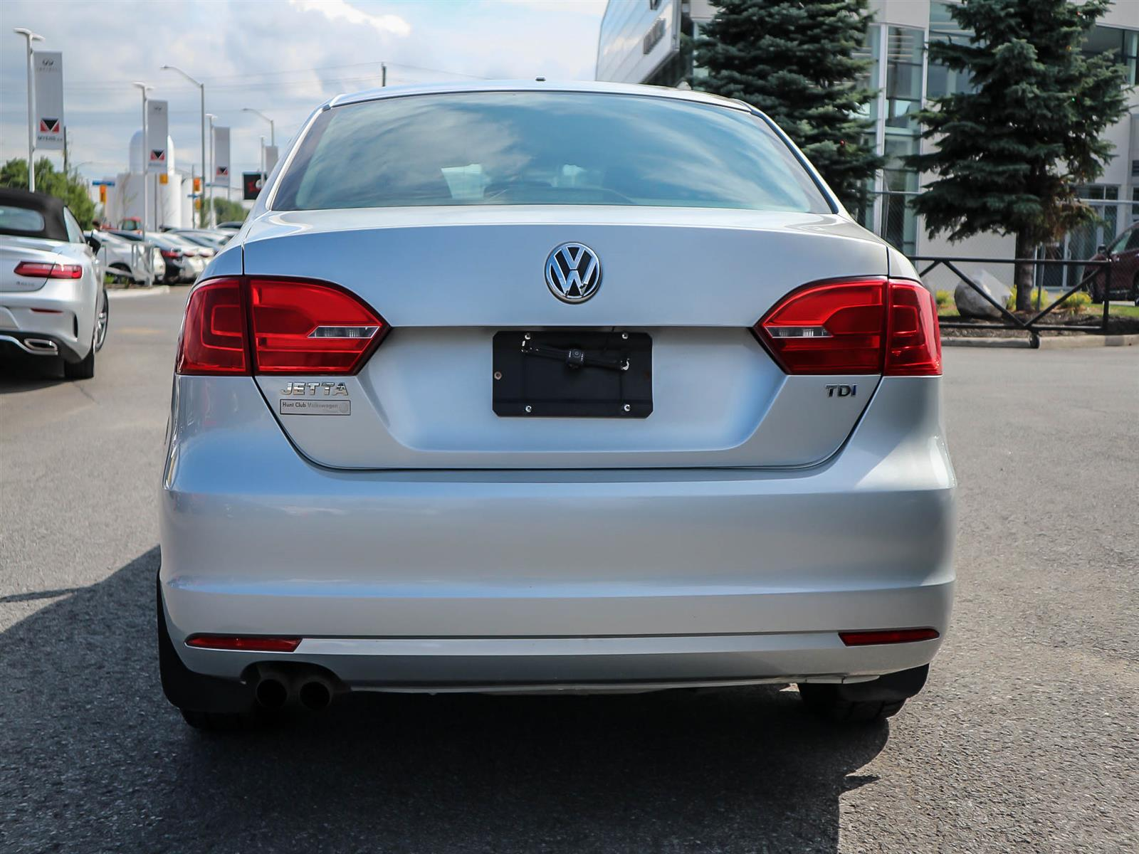 Pre-Owned 2011 Volkswagen Jetta Sedan Jetta