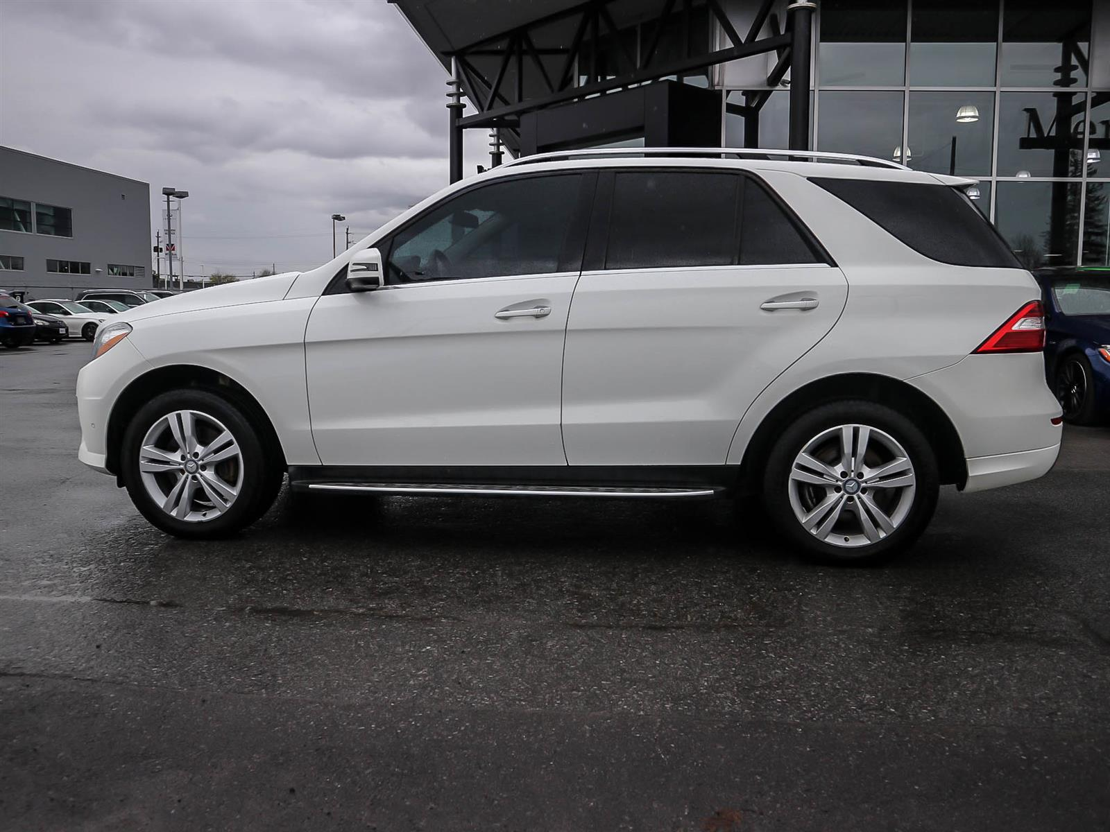 Certified Pre-Owned 2014 Mercedes-Benz ML-CLASS ML350