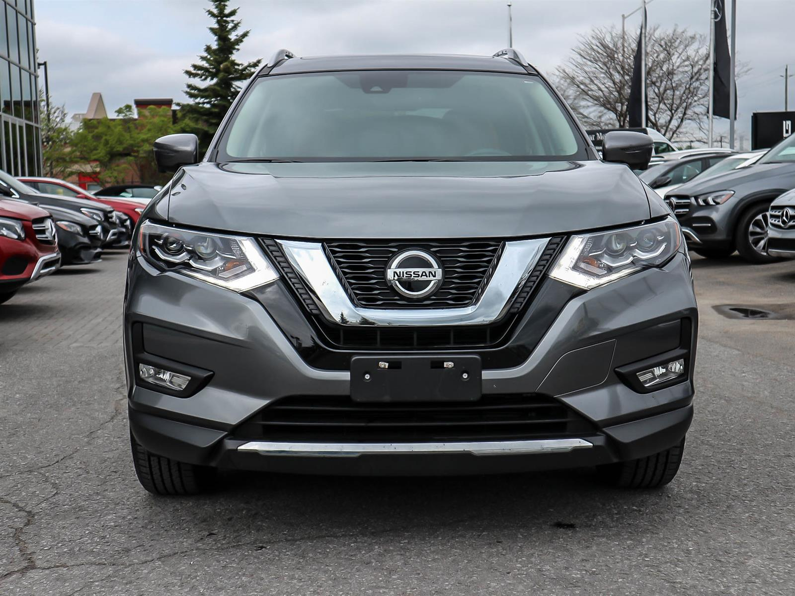 Pre-Owned 2018 Nissan Rogue Rogue