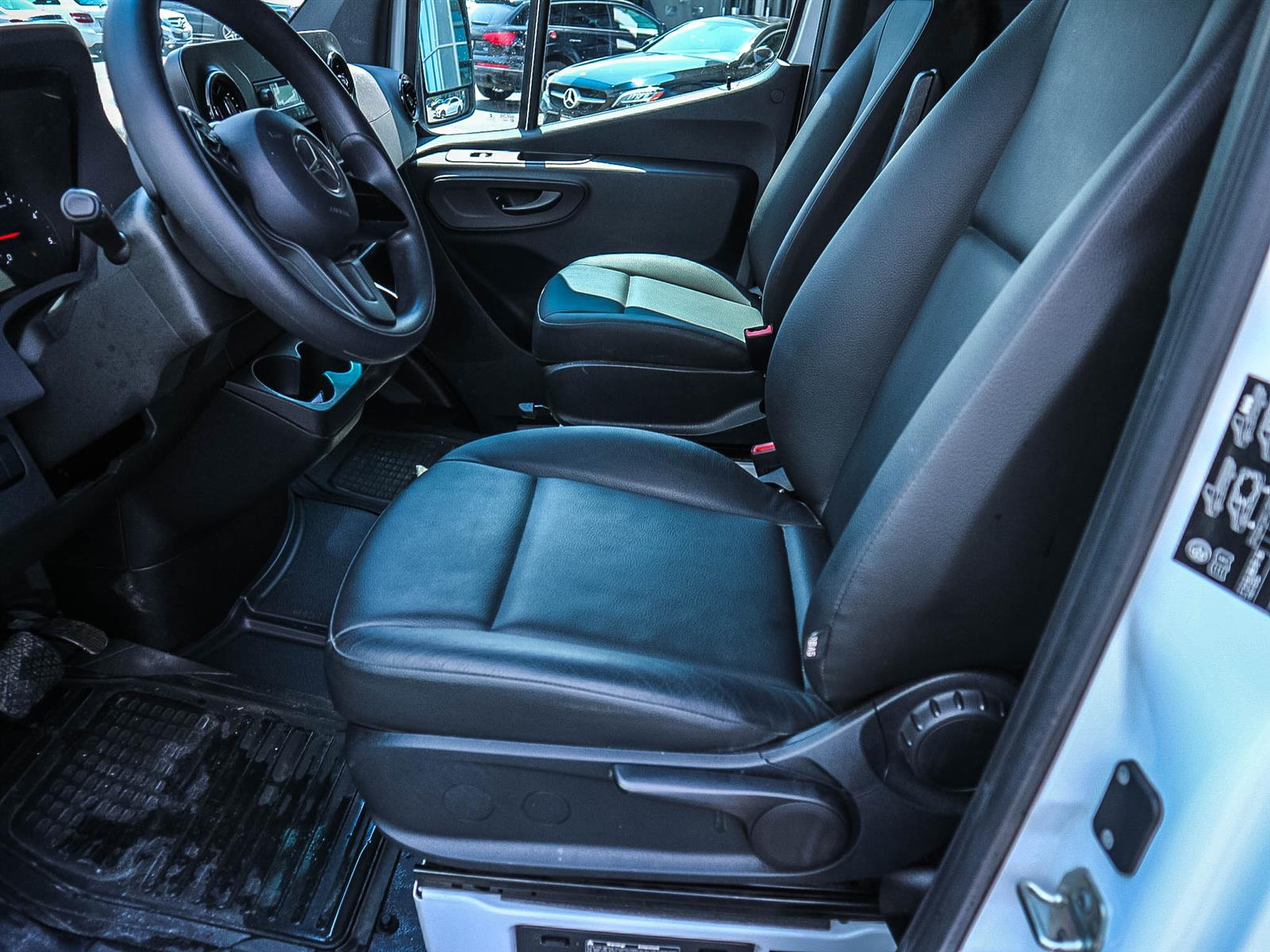 Certified Pre-Owned 2019 Mercedes-Benz Sprinter 4500 Cargo Sprinter V6 4500 Cargo