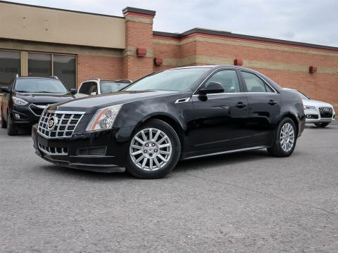 Pre-Owned 2013 Cadillac CTS Sedan CTS