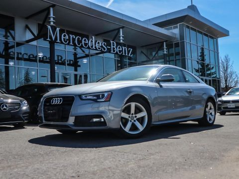 Pre-Owned 2015 Audi A5 A5